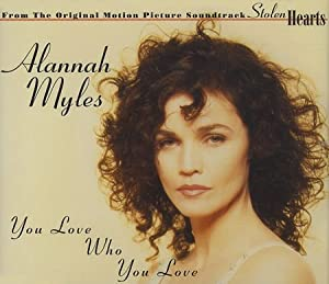 You love who you love [Single-CD]
