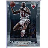 2012 13 Panini Prizm Basketball Card (Chrome) # 157 Dennis Rodman Chicago Bulls In... by