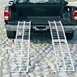 Blue Ox SC9023 Aluminum Loading Ramp