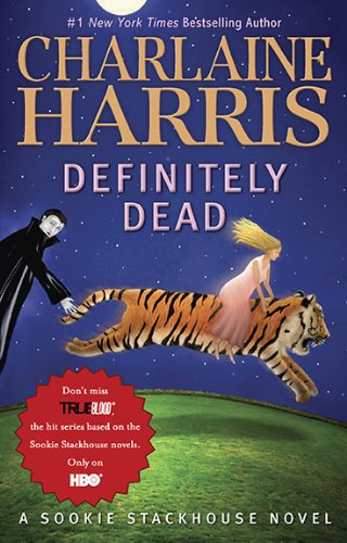 Cover of DEFINITELY DEAD
