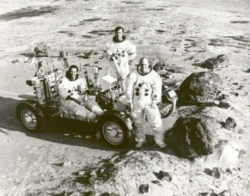 best proof of moon landing - photo #6
