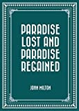 Image of Paradise Lost and Paradise Regained