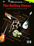 img - for Ultimate Easy Guitar Play-Along -- The Rolling Stones: Easy Guitar TAB (Book & DVD) (Alfred's Ultimate Easy Play-Along) book / textbook / text book