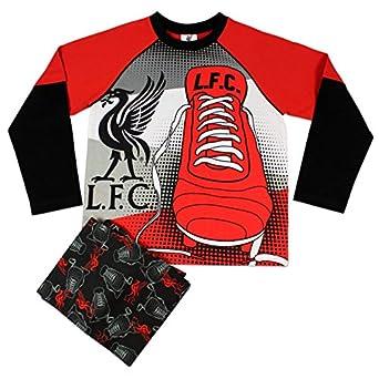 Liverpool FC Pyjamas | Liverpool Football Club PJs | Age 11 to 12 Years