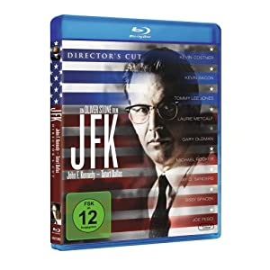 JFK [Blu-ray] [Import anglais]