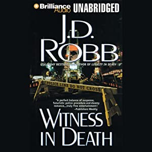 Witness in Death Audiobook