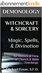 DEMONOLOGY WITCHCRAFT & SORCERY Magic...