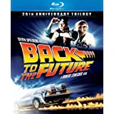 Back to the Future: 25th Anniversary Trilogy [Blu-ray] (Bilingual)by Michael J. Fox