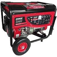 Smarter Tools STGP-6500 5500 Watt Gasoline Portable Generator