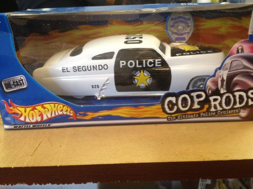 Hot Wheels Cops & Rods El Segundo Police