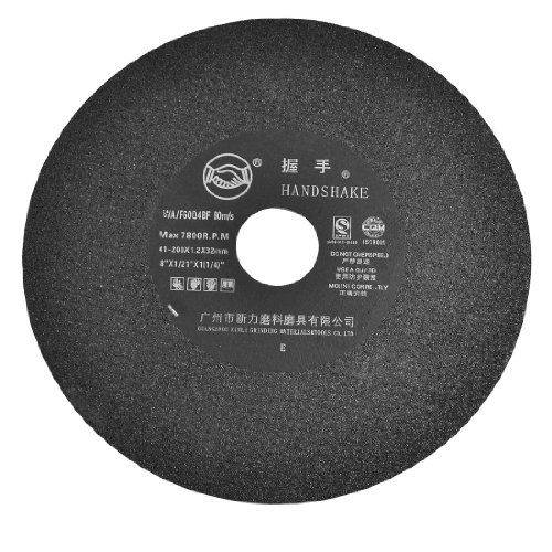 Amico 0.12cm Thick 20cm Outside Dia Metal Polishing Discs Abrasive Wheel