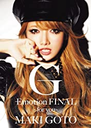 G-Emotion FINAL ~for you~ [DVD]