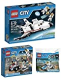 LEGO City Space Collection Gift Bundle