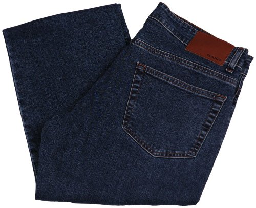 Gant Jeans da uomo pantaloni 2. Wahl, Model: TYLER, colore: blu,--, nuovo---, upe: 159.90Euro Blau 34 W/36 L
