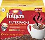Folgers Filter Packs Classic Roast Co...