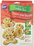 Wilton Gingerbread Boys Mini 8-Count...
