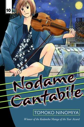 Nodame Cantabile 10 (Nodame Cantabile)Tomoko Ninomiya