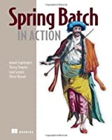 Spring Batch in Action Front Cover