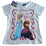 Disney Frozen t-shirt 3 to 10 Years S...