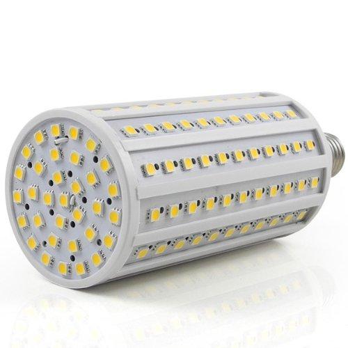 12Vmonster ® Pure White Edison Screw Dc 12V Led Light Bulb 18W = 200W Incandescent Marine Solar Motor Home 165X 5050 Cluster