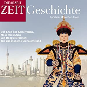Das Ende des Kaiserreichs (ZEIT Geschichte) Hörbuch