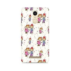 Ebby Scarecrow Love Premium Printed Case For Xiaomi Redmi Note 3