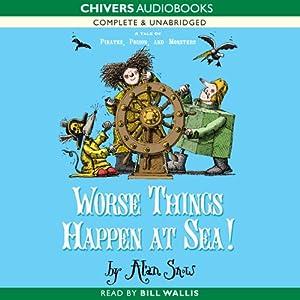 The Ratbridge Chronicles: Worse Things Happen at Sea | [Alan Snow]