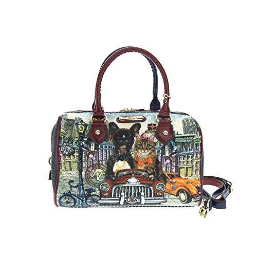 nicole-lee-damen-bowlingtasche-mehrfarbig-multi