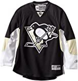 NHL Pittsburgh Penguins Premier Jersey, Black, Medium at Amazon.com