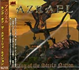 Songtexte von Azrael - King of the Steely Nation