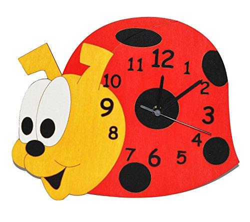 Wanduhr Uhr Holz Kinder Kinderzimmer Kinderuhr ~ Holz kinderuhr »–› PreisSuchmaschine de