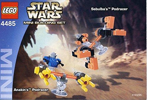 LEGO Star Wars: Sebulba & Anakin's Podracer - 1