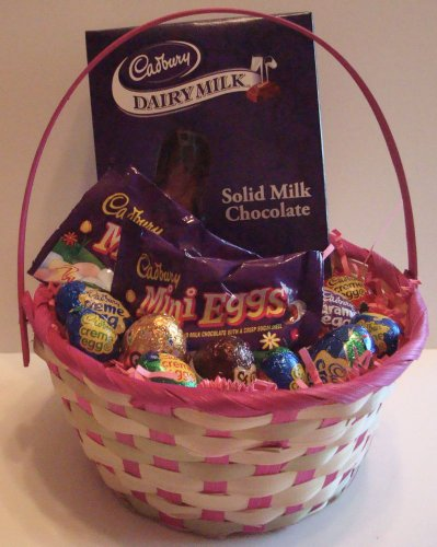 Easter gifts gifts for holidays cadbury easter basket negle Image collections