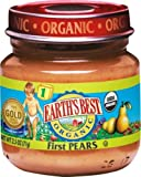 Earth's-Best-Organic-1st-Pears-2.5-Ounce-Jars-Pack-of-12