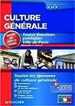 Culture g�n�rale: Toutes fonctions pu...