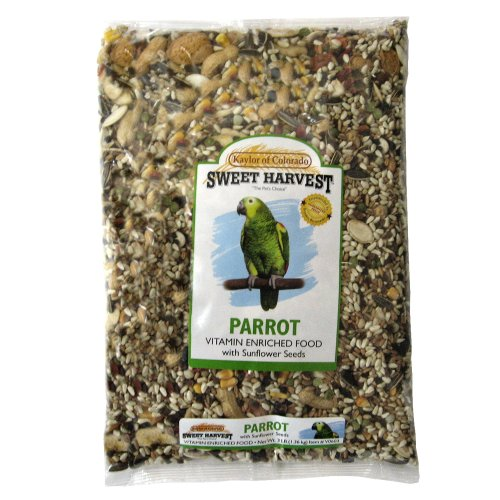 Cheap Sweet Harvest Vitamin Enriched Parrot with Sunflower Seeds (B006I0R25W)