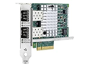 HP Comparable 665249-B21 PCIe x8 Dual SFP+ Port 10G Server Adapter