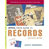 The Official Price Guide to Records, 18th Edition ~ Jerry Osborne