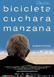 Amazon.com: Bicicleta, cullera, poma Movie Poster (27 x 40 Inches