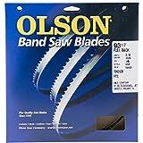 Olson Saw FB19293DB 3/8 by 0.025 by 93-1/2-Inch HEFB Band 4 TPI Skip Saw Blade (Tamaño: 1)