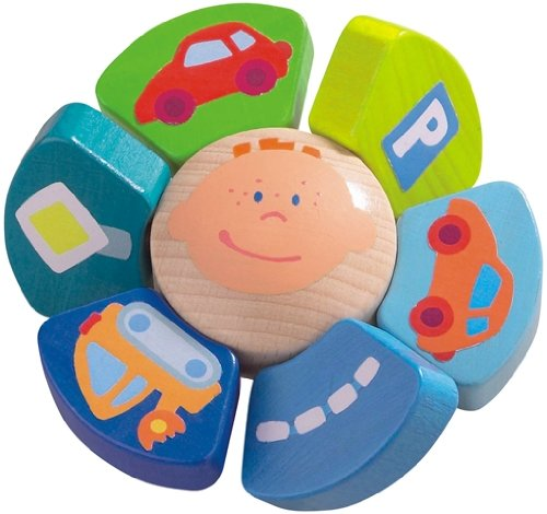 Haba Clutching Toy Rotundo