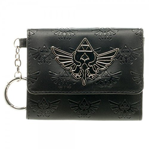 Legend of Zelda Triforce Trifold Wallet
