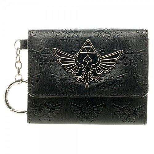 Legend of Zelda Triforce Trifold Wallet