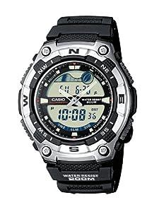 Casio AQW-100-1AVEF Men's Resin Combi Watch