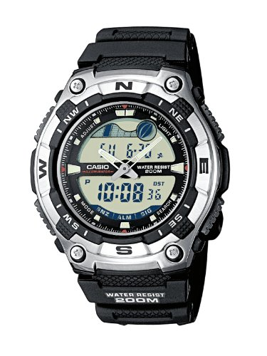 Casio AQW-100-1AVEF Mens Resin Combi Watch