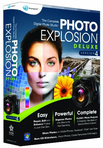 Photo Explosion Deluxe 4.0