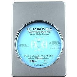 Piano Music Adventure: Tchaikovsky - Piano Concertos Nos. 1&3 - 7.1 DTS-HD 3D Sound Blu-ray Audio Signature Series