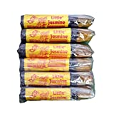 LITTLE JASMINE - A PACK OF 6 (900GMS) SCENTED INCENSE STICKS (AGARBATTI) (Scented)