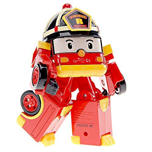 Ouaps - 83170 - Jouet De Premier Age - Robocar Véhicule Transformable - Roy