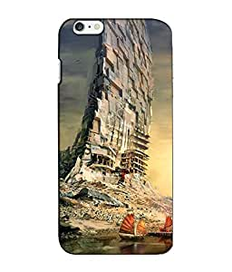 indiaspridedigital printed backk cover for apple iphone 6 plus